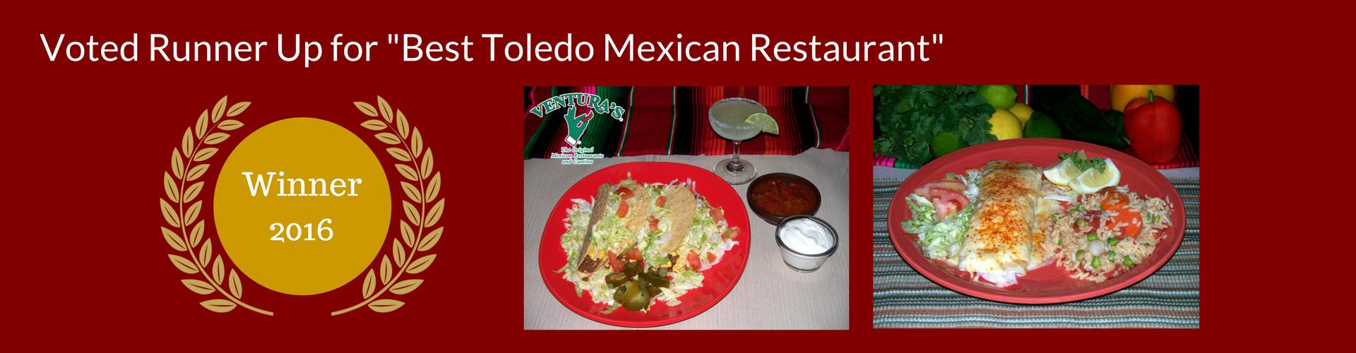 Mexican restaurant Toledo