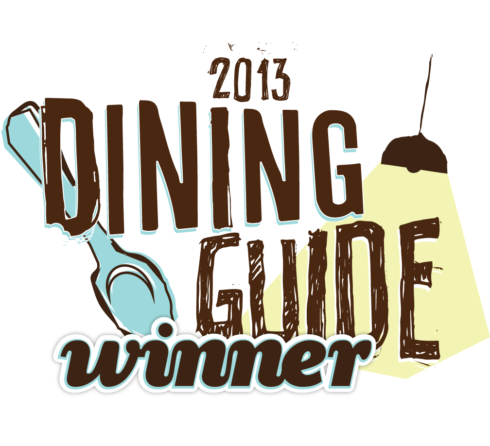 Dining Guide_winner-2013