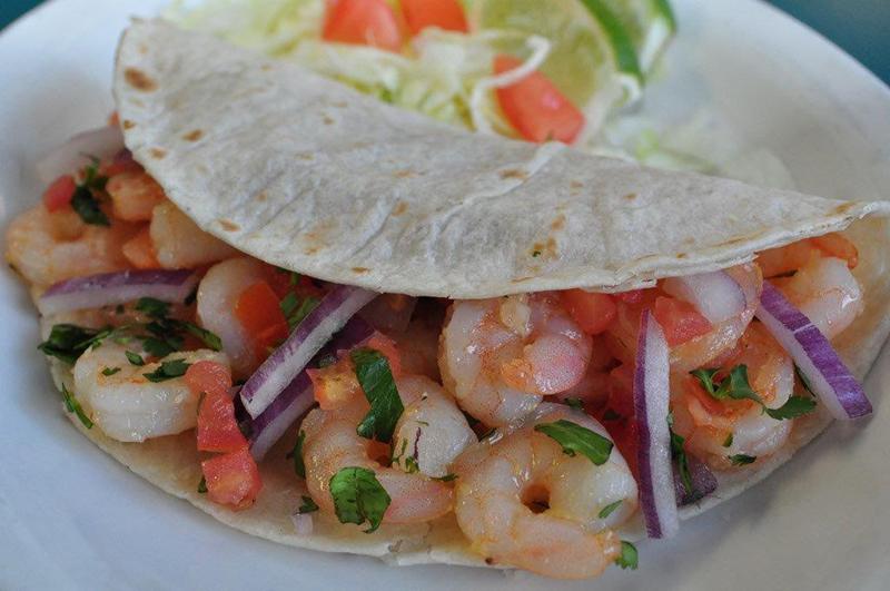 Shrimp-Taco